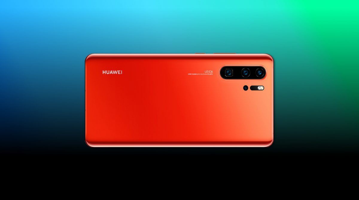Limited Huawei P30 Pro Amber Sunrise Color Pre-Order Starts Tomorrow