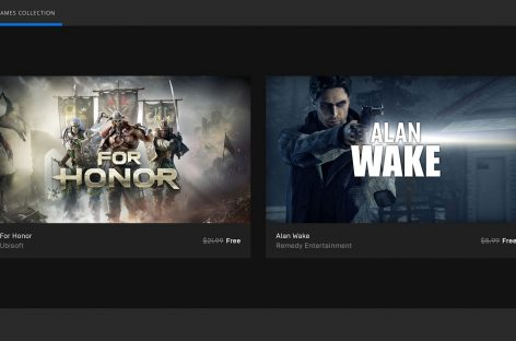For Honor & Alan Wake Are Free On The Epic Games Store!