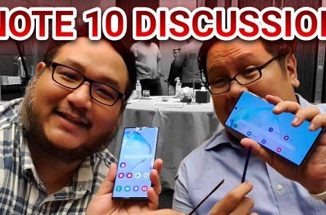 Samsung Galaxy Note 10 Extended Features Discussion With TechBeatPH.Com