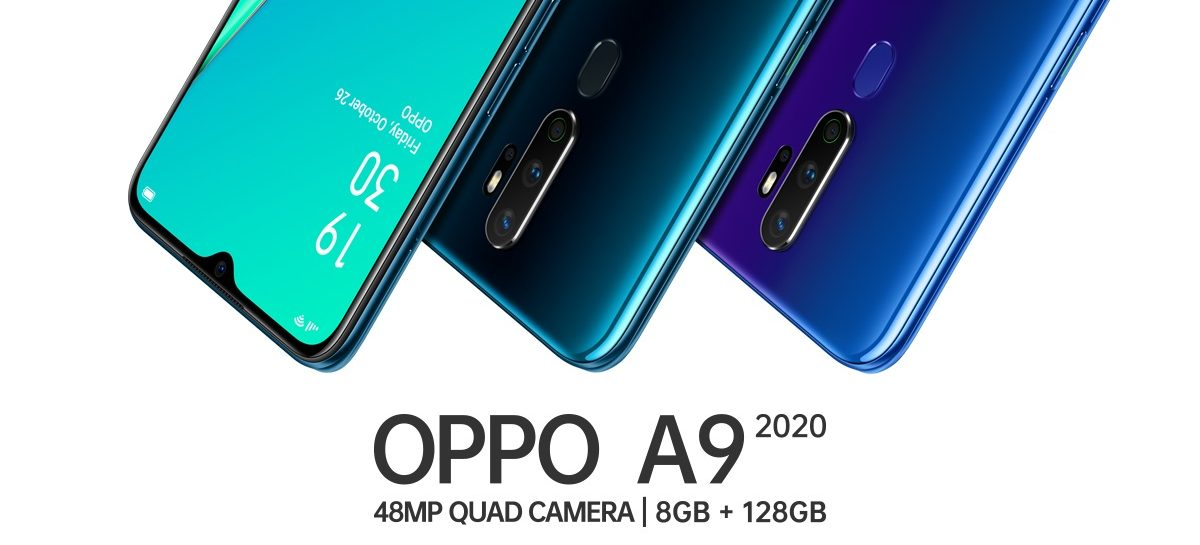 You Can Now Pre-Order The Oppo A9 2020 (But There's No SRP Yet!)