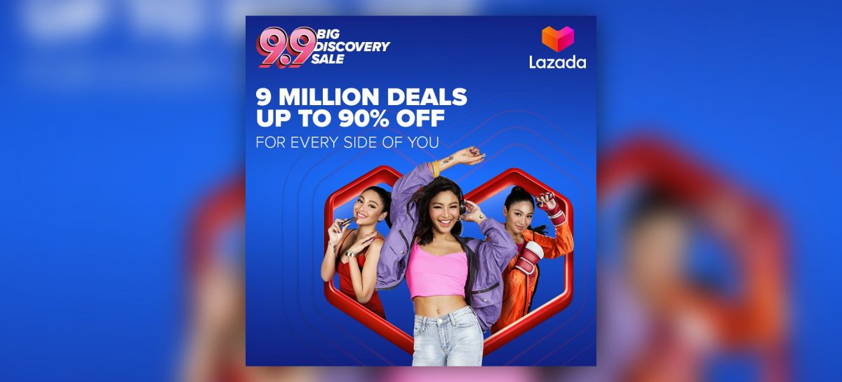 Lazada's 9.9 Sale Will Offer Installment Loans & Bills Payment!
