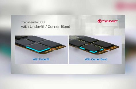 Transcend Now Offers Reinforced Memory Chips As A Customization Option