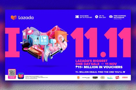 Lazada's 11.11 Sale Features Futuristic Augmented Reality Features To Improve Shopping Experience