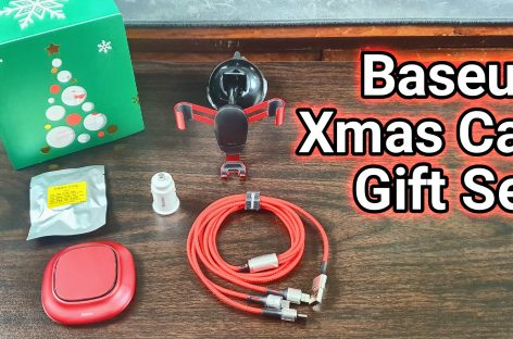 Grab A Baseus Gift Set For Your Loved One This Christmas For Only PHP 1,290!