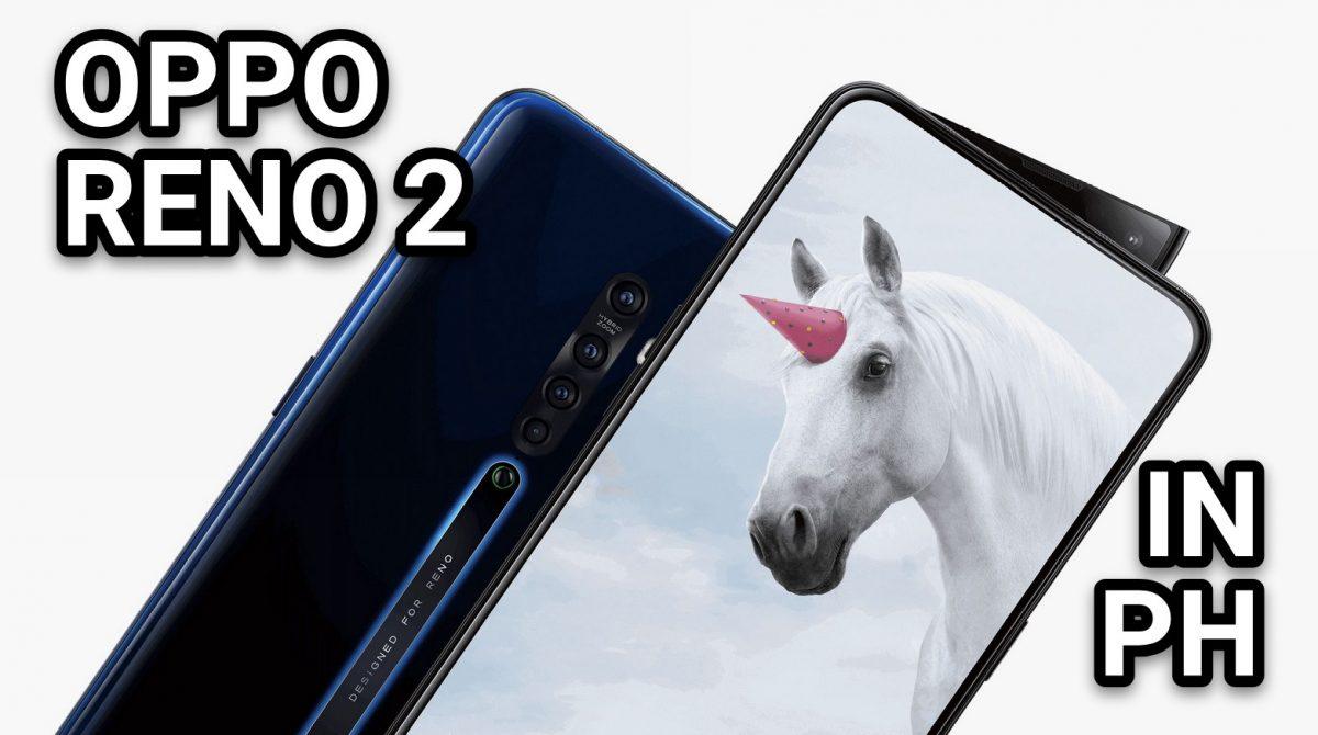 Oppo Reno 2 Has 20x Zoom & Cool Shark Fin Pop-Up Cam