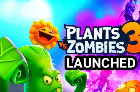 Plants vs. Zombies 3 Launched In The Philippines!