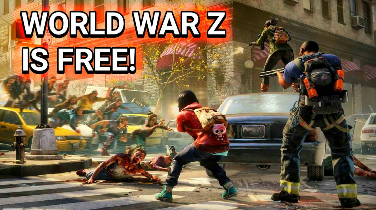 World War Z Is Free To Own On Epic Games Store!