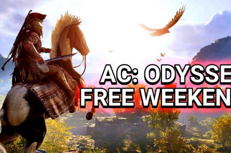 Assassin's Creed: Odyssey Is Free To Play This Weekend!