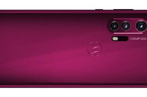 Motorola Moto Edge+ renders and specifications rises.