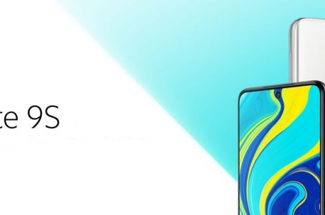 Redmi Note 9S details and official launch date in the Philippines.