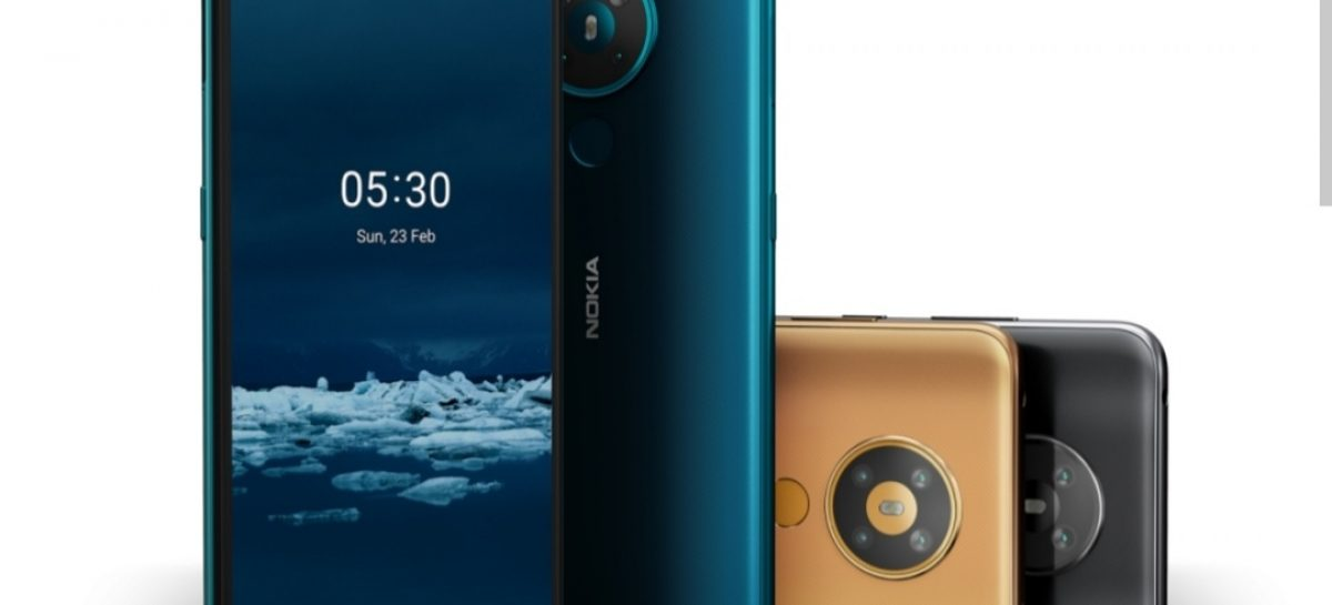 Nokia 1.3 and Nokia 5.3 launched, price and specifications