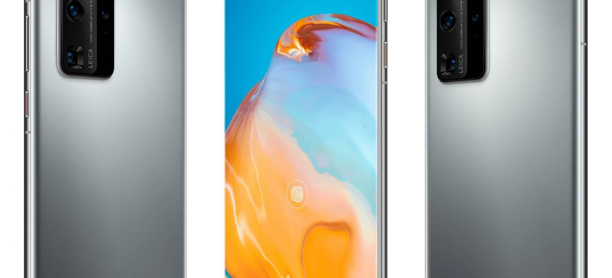 Huawei P40 and P40 Pro camera specifications revealed.