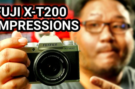 Fujifilm X-T200 Impressions & Key Features – The Best Budget Vlogging Camera?!