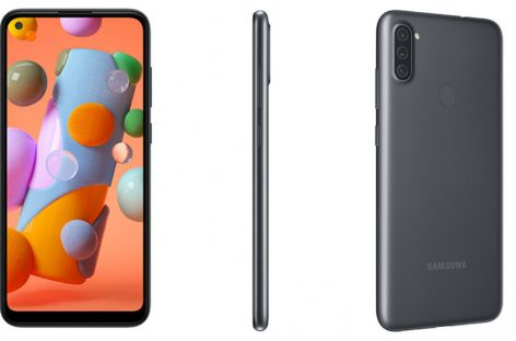Samsung Galaxy A11 launches with triple rear camera system and an Infinity-O punchhole cutout display