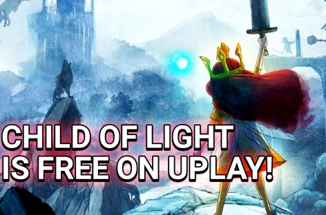 Child Of Light Is Free On uPlay Until March 28!