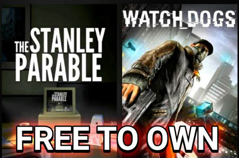 Stanley Parable & Watch Dogs Are Free On Epic Store!