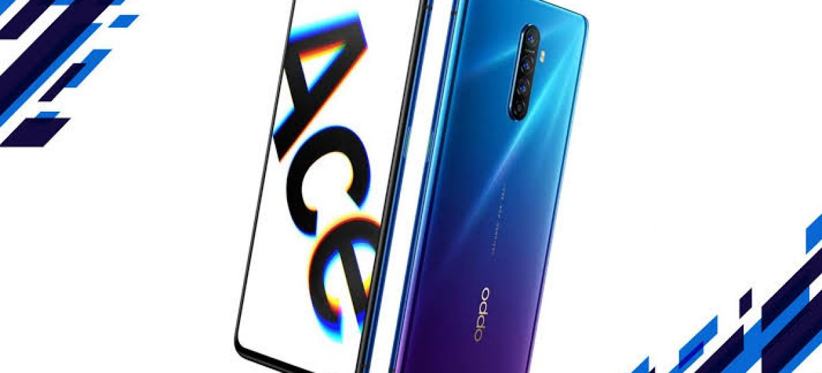 OPPO Reno Ace 2 spotted with a circular camera module.