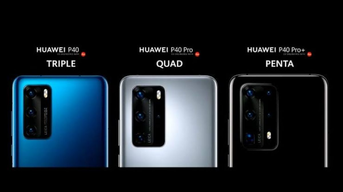 Huawei P40 series launches. Details, specifications and price in the Philippines