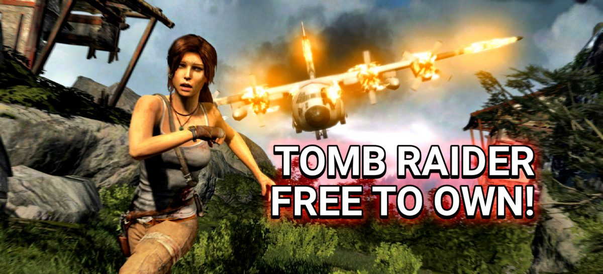 Tomb Raider 2013 & Temple Of Osiris Free To Own Until March 23