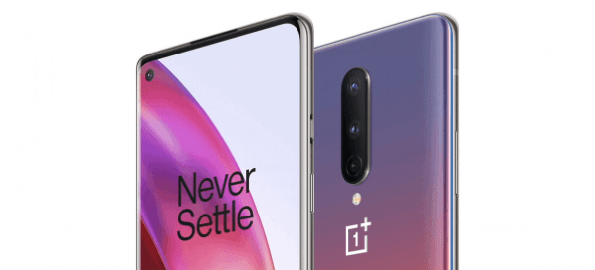 OnePlus 8 series specifications, launch date and other details.
