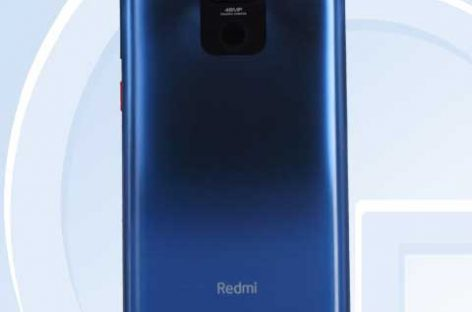 An Alleged Redmi Note 9 Passes Through TENAA, Equipped With A MediaTek Chipset And Shares Design From Redmi Note 9s