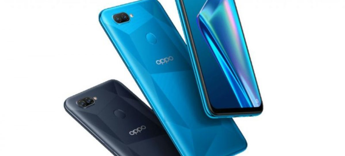 OPPO A12 Is An Entry Level Device With A 4230mAh Battery And Dual Cameras