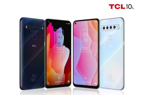 TCL 10L, TCL 10 Pro And TCL 10 5G Launched