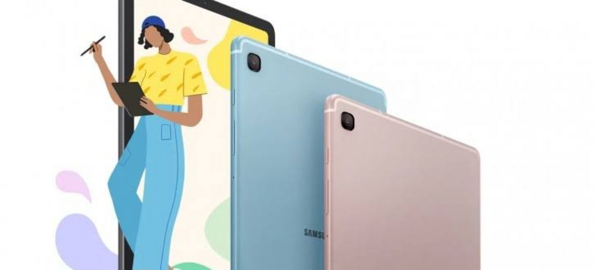 Samsung Galaxy Tab S6 Lite Revealed, 10.4-inch Display And 7,040mAh Battery