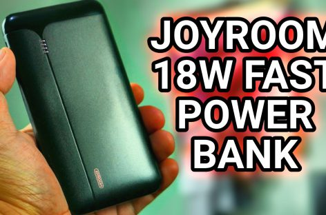 Joyroom 18W Two-Way PD Powerbank Review (PHP 1,490 / US$ 30)