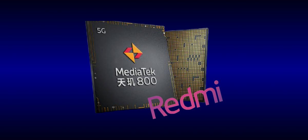Redmi Budget Devices Lineup With Dimensity 800, Tipster Claims