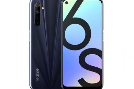 Realme 6S Unveiled For European Markets. A Tweaked Realme 6