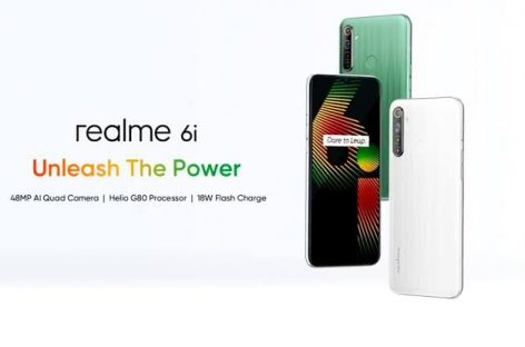 Realme 6i launches in the Philippines at PHP 7,990