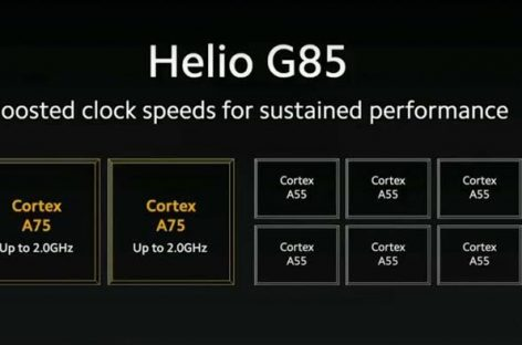 MediaTek Outs The Helio G85, A Budget Mobile Platform Designed For Gamers