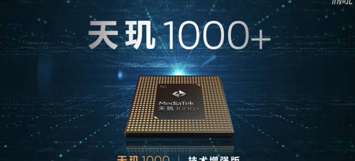MediaTek Introduces Dimensity 1000+ As Their New Flagship Chipset