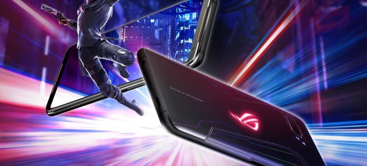 ASUS ROG Phone III Leaked Hands-on Spotted On Chinese Social Media