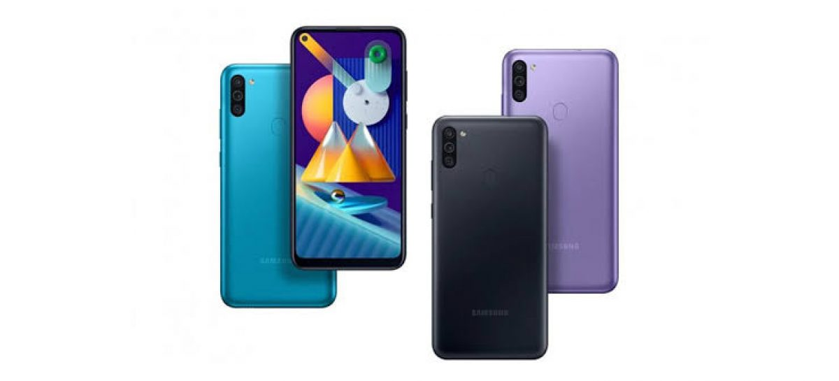 Samsung Galaxy M11 Priced At PHP 7490 Touting A Punch-hole Cutout Display