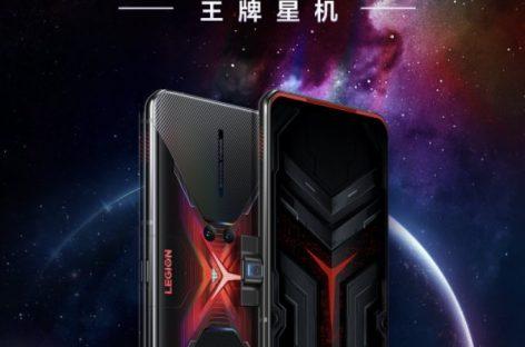 Lenovo Legion Gaming Smartphone Rumored Four Key Features