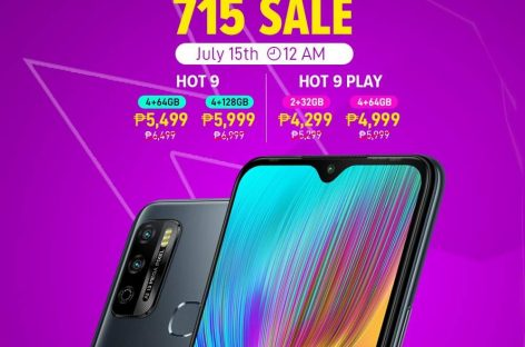 Infinix Releases Hot 9 Series Now Priced In The Philippines