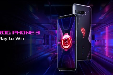ASUS launches ROG Phone III In Two Different Markets