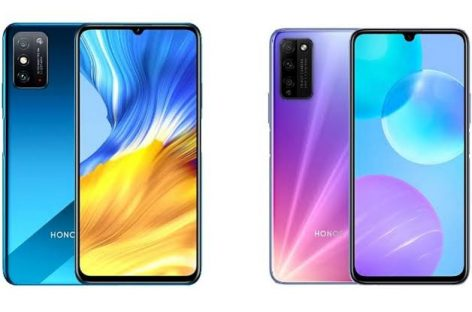 Honor 30 Lite And Honor X10 Max Midrangers Launches In China With Dimensity 800