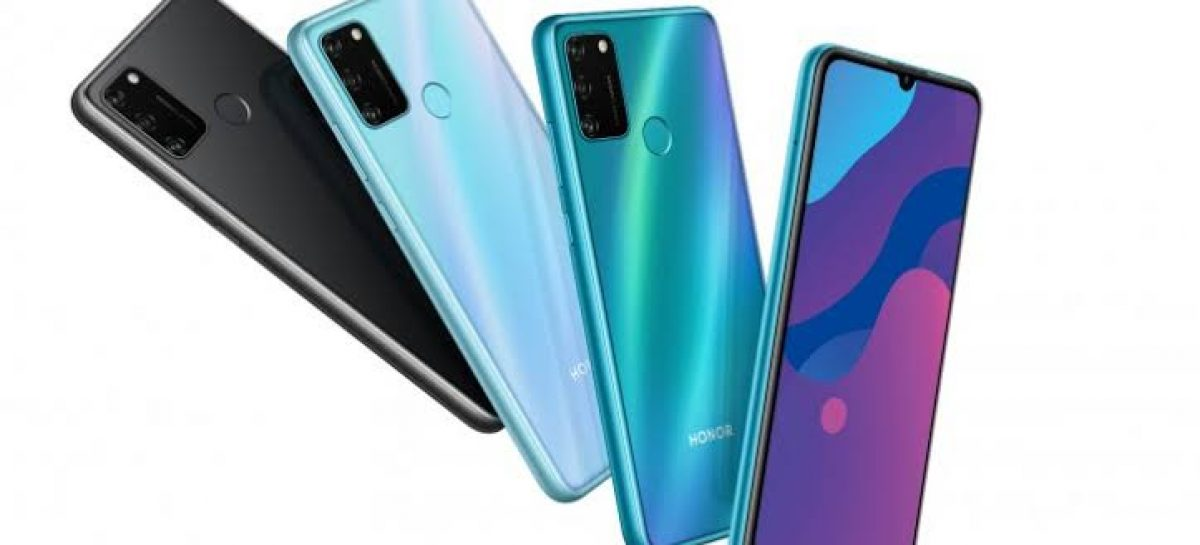 Honor 9A Launches With Helio P22 And 5000mAh