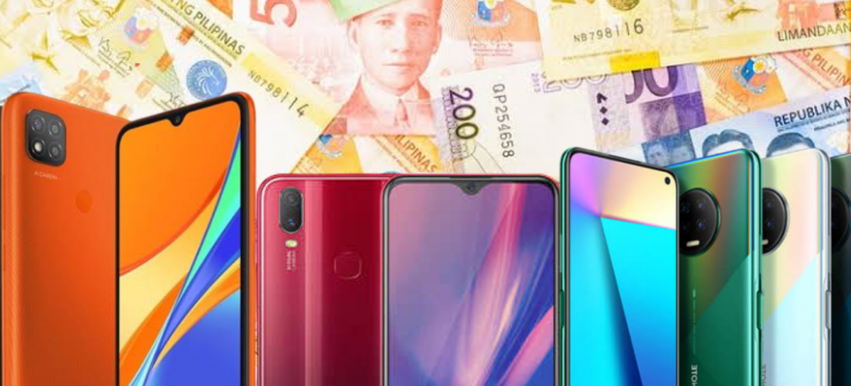 4 Newly Launched Budget Phones for 2020 Under PHP 8K