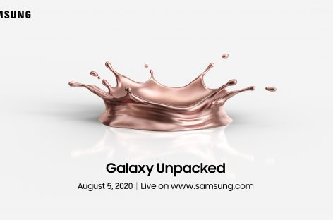 Watch The Galaxy Note 20 Announcement & More On Samsung's Live Stream! (Aug 5, 10PM GMT+8)