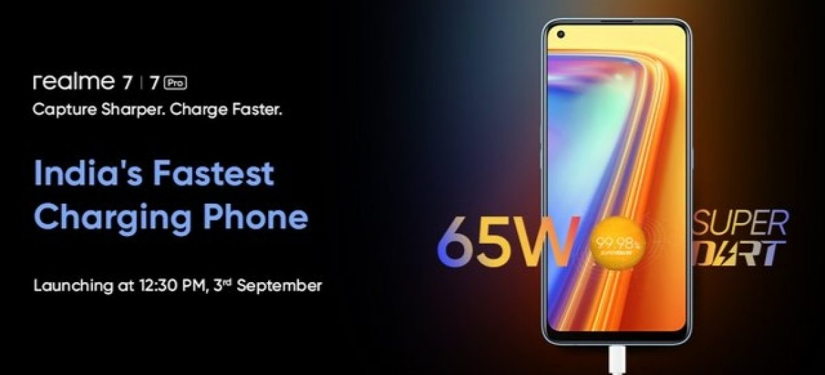 Realme 7 Series Live Images, Details And Specifications Before Launch