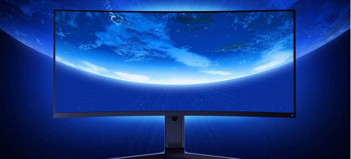 Mi Store PH Launches 2K UltraWide Curved 144Hz Monitor For Only PHP20k!