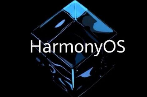 Huawei HarmonyOS Smartphone Arriving Next Year