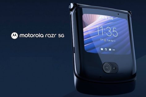 Motorola RAZR 5G Announced, Price And Specifications.