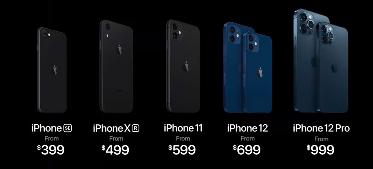 Apple iPhone 12 Series Raw Specifications And Overseas Prices