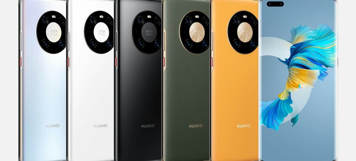 Huawei Mate 40 Series Debuts In Europe, Specs And Price