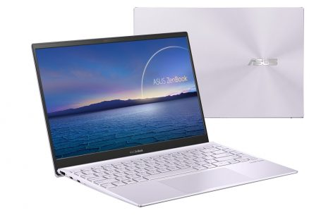 All-New ASUS ZenBook 14 (UX425) Pine Grey & Lilac Mist Now Available!